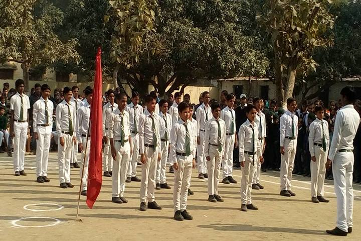Acharya Narendra Deo Public School-Assembly