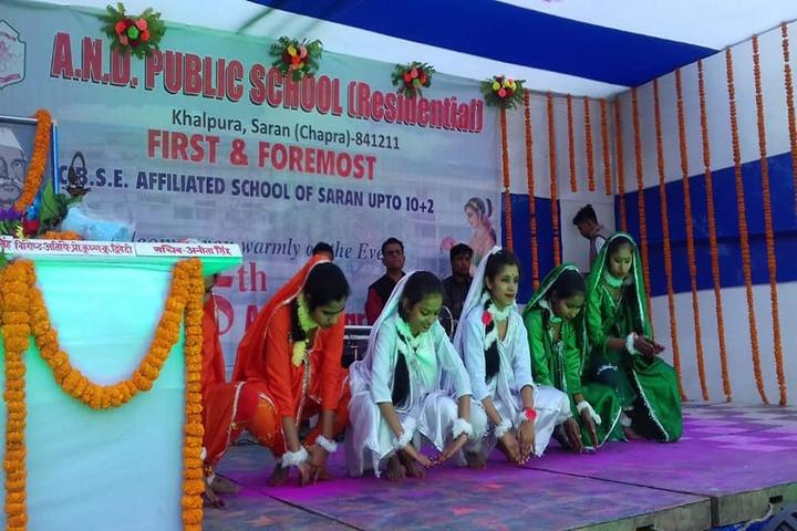 Acharya Narendra Deo Public School-Event
