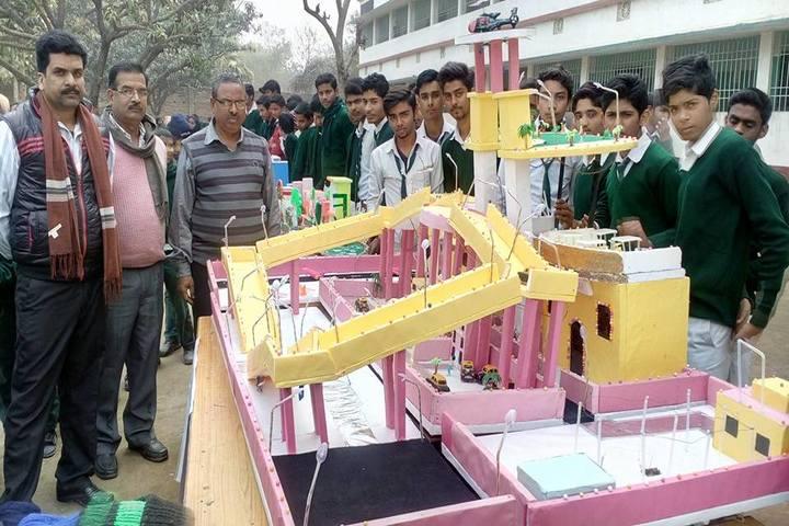 Acharya Narendra Deo Public School-Science Exibition
