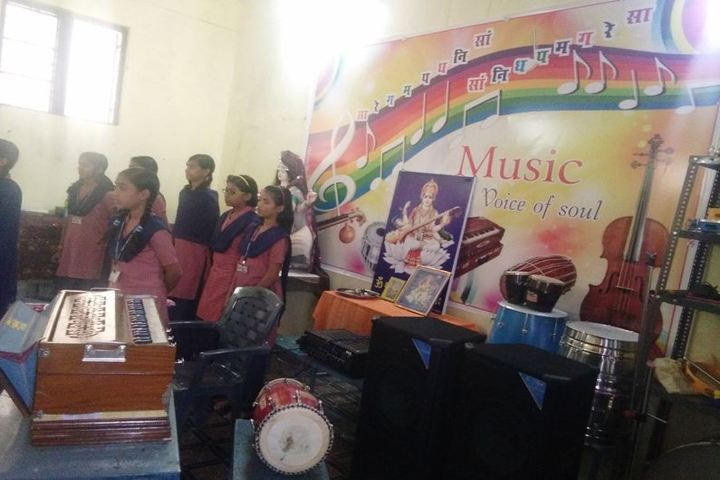 Eklavya Model Residential School-Music Room