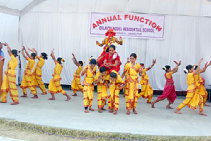 Eklavya Model Residential School-Events annual function