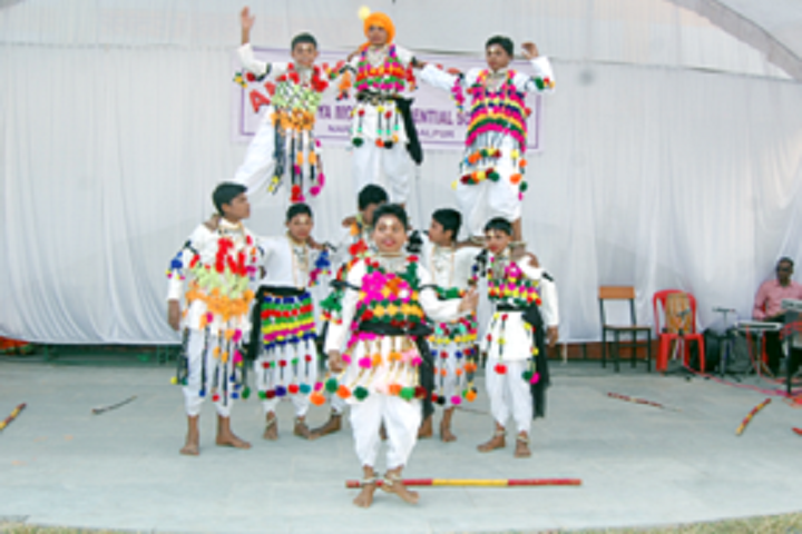 Eklavya Model Residential School-Events programme