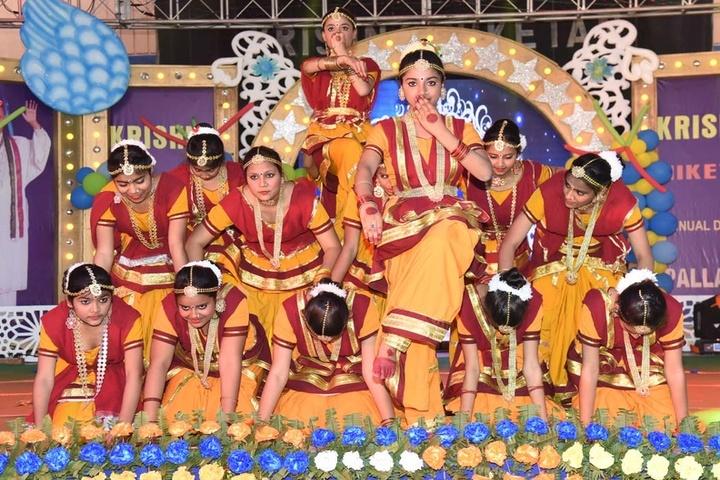 Acharya shri Sudarshan Krishna Niketan-Annual day