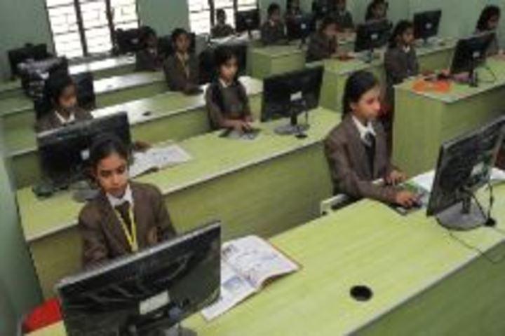 Acharya shri Sudarshan Krishna Niketan-Computer Lab