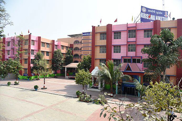 Acharya shri Sudarshan Krishna Niketan-School