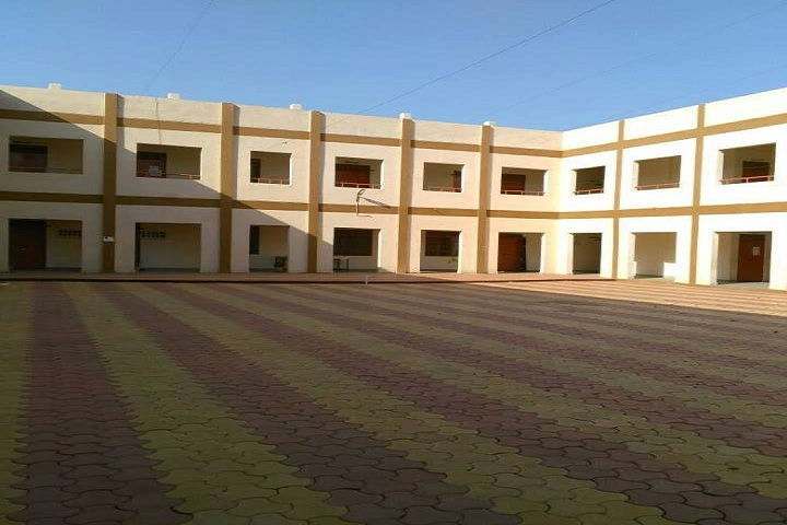 Eklavya Model Residential School-Campus-View inside