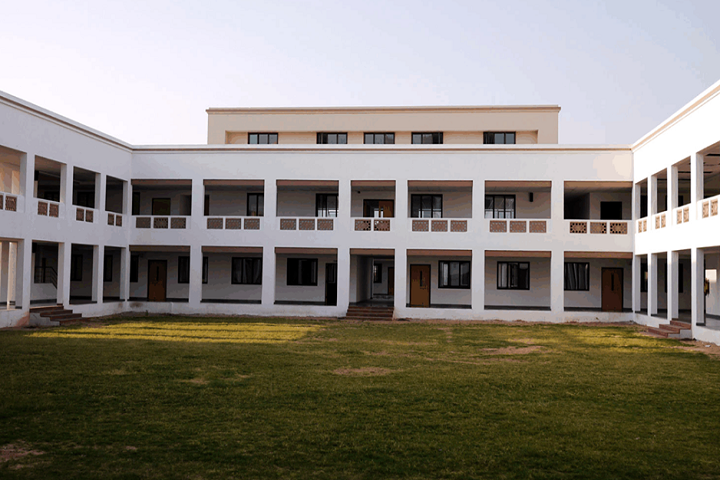 Eklavya Model Residential School-Campus-View