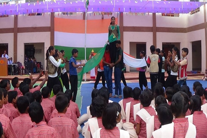 Eklavya Model Residential School-Events republic day programme