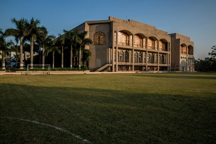 Emerald Heights Higher Secondary School-Campus-View full