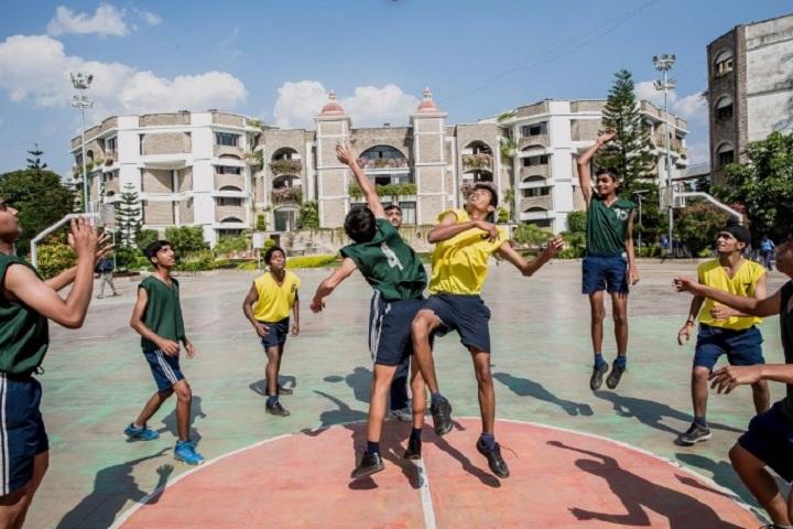 Emerald Heights Higher Secondary School-Sports