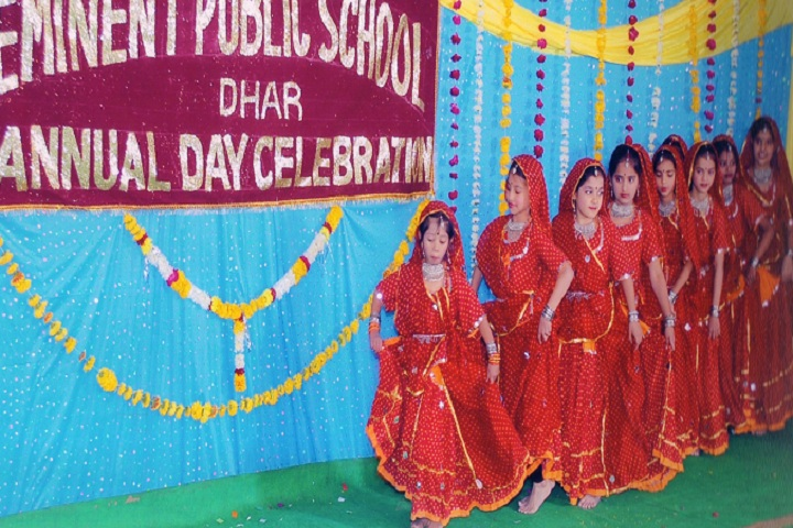 Eminent Public School-Events annual day