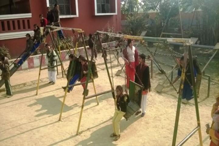 Acharya Sudarshan Vidyapeeth-Kids paly station