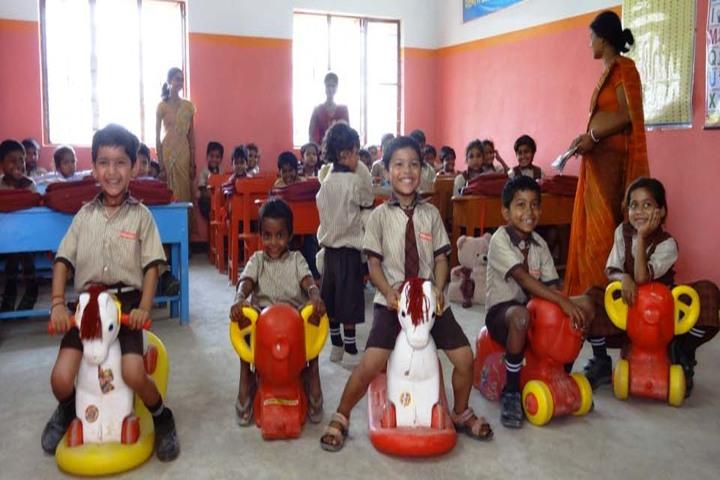 Acharya Sudarshan Vidyapeeth-Kids-Classroom
