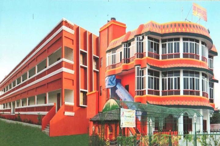 Acharya Sudarshan Vidyapeeth-School building
