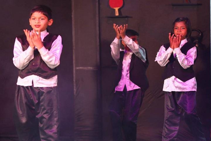 Faith Foundation Global School-Events dance