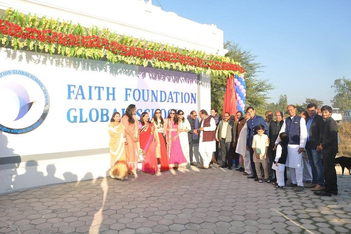 Faith Foundation Global School-Campus-View outer