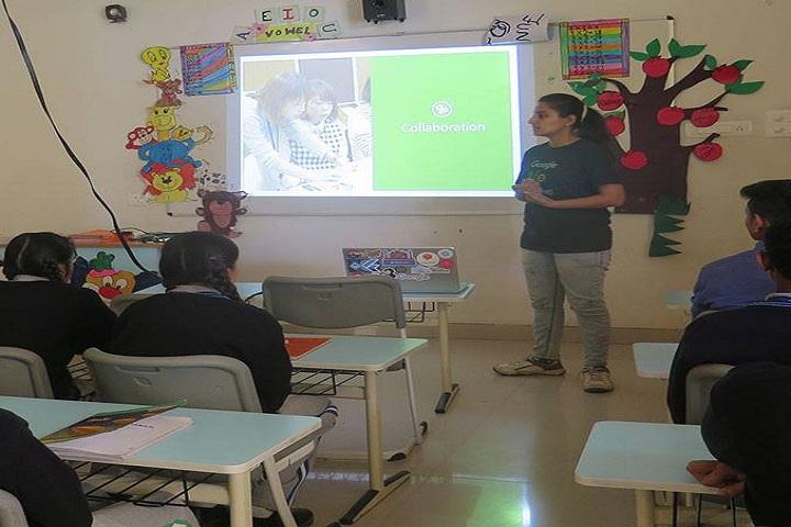 Faith Foundation Global School-Classroom