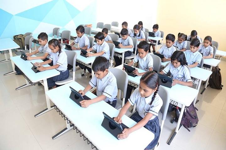Faith Foundation Global School-IT-Lab junior