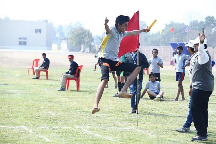 Faith Foundation Global School-Sports jump