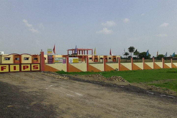 Future International Public School-Campus-View outer