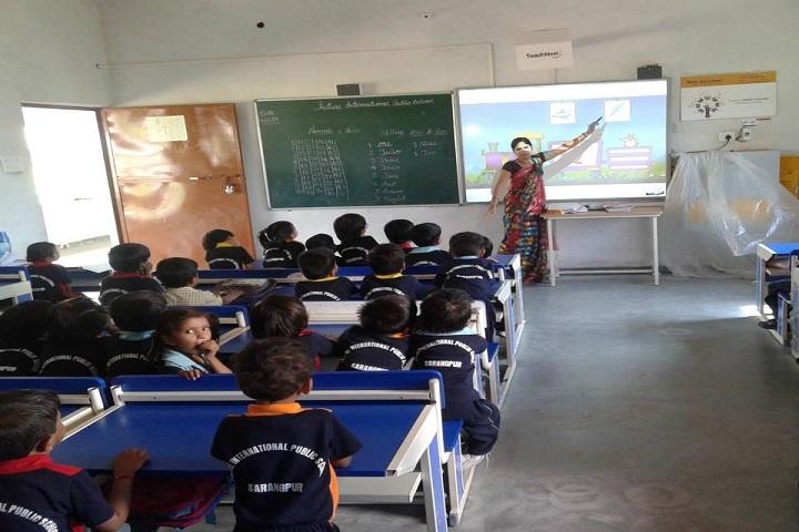 Future International Public School-Classroom smart