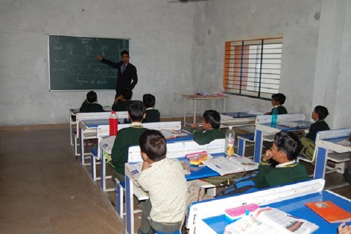 Future International Public School-Classroom