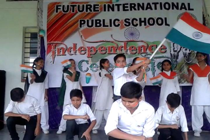 Future International Public School-Events independance day