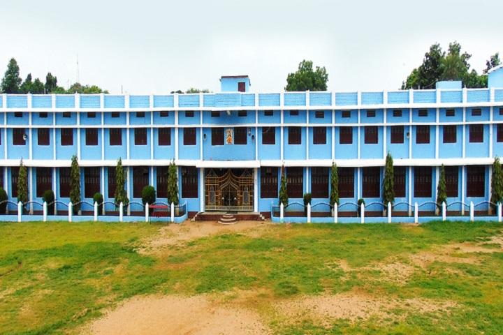 G C M Convent School-Campus-View