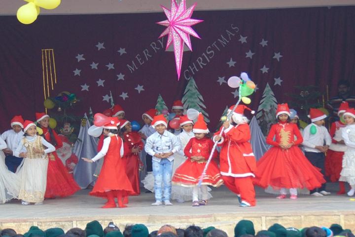 G C M Convent School-Events christmas