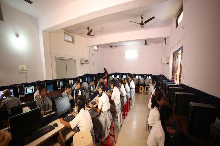 G C M Convent School-IT-Lab