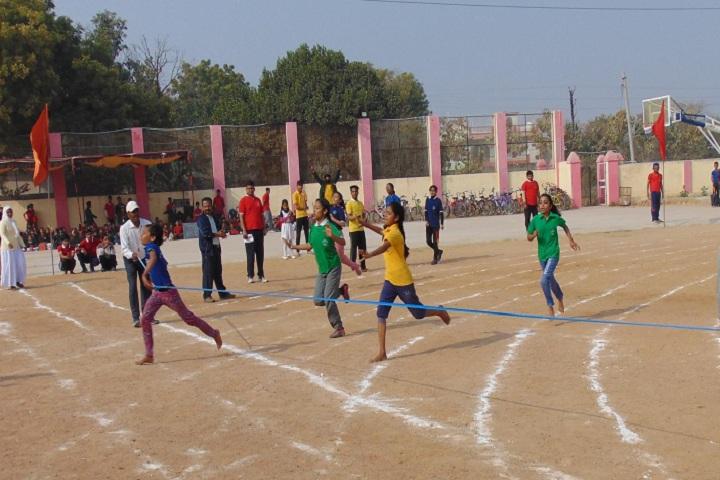 G C M Convent School-Sports running