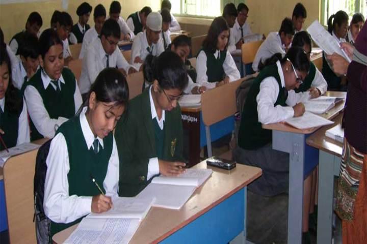 Acme Public School-Classroom