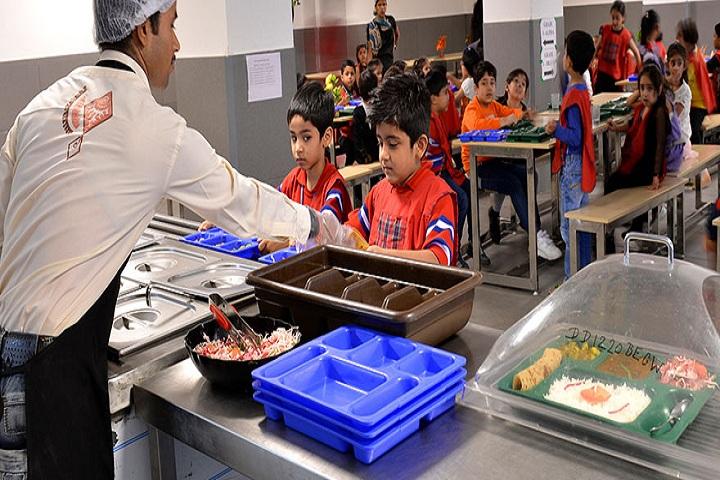 GD Goenka Public School-Cafeteria