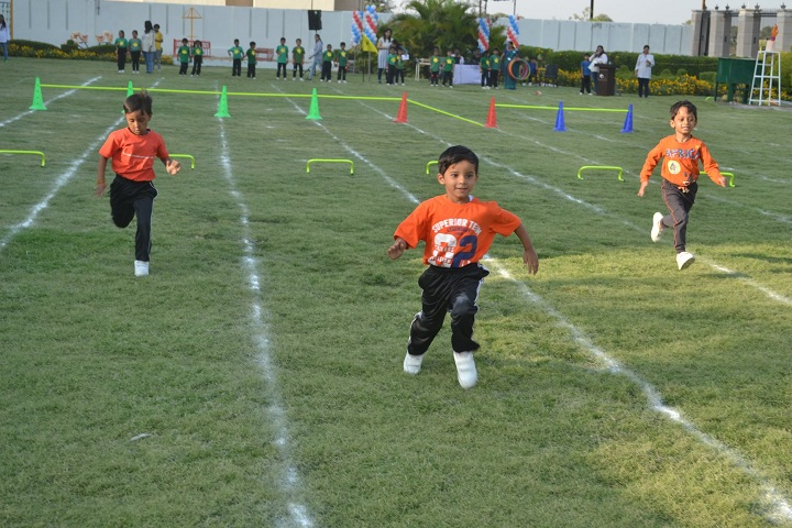 GD Goenka Public School-Sports running