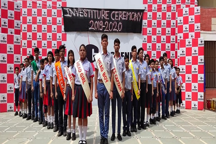 GD Goenka Public School-Events investiture ceremony