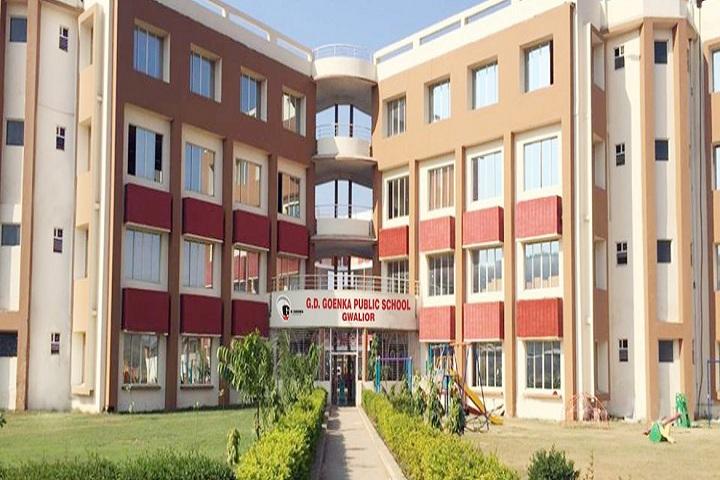GD Goenka Public School-Campus-View full