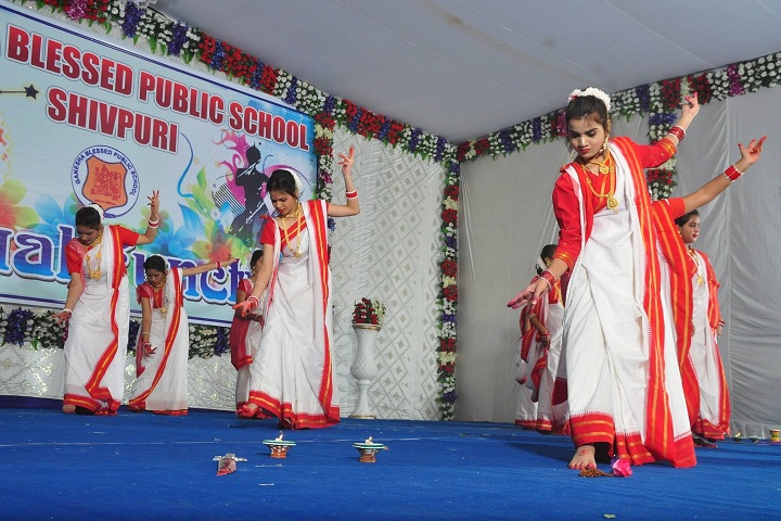 Ganesha Blessed Public School-Events programme