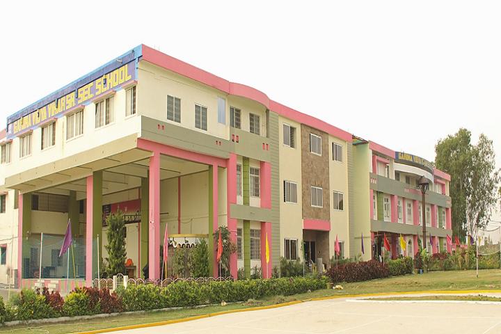 Garima Vidya Vihar Higher Secondary School-Campus-View full