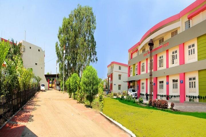 Garima Vidya Vihar Higher Secondary School-Campus-View