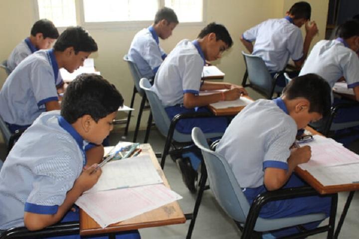 Garima Vidya Vihar Higher Secondary School-Classroom