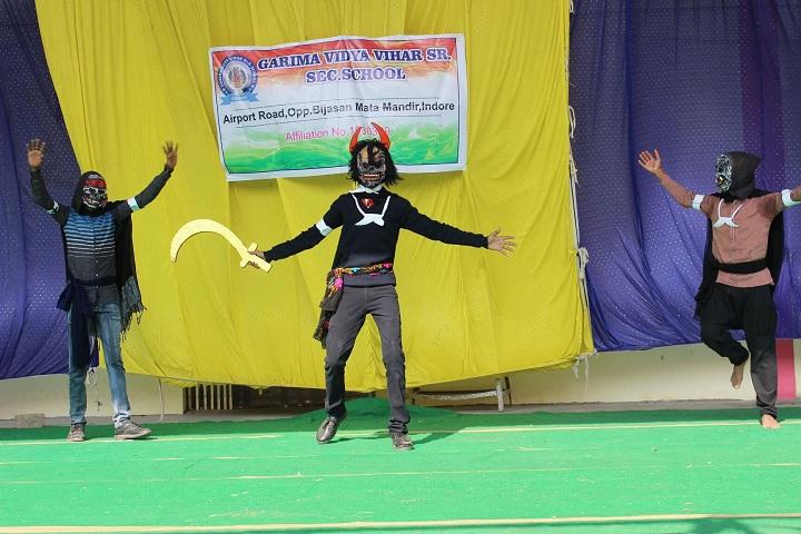 Garima Vidya Vihar Higher Secondary School-Events programme