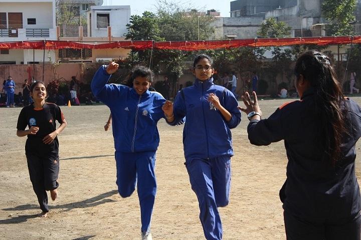 Garima Vidya Vihar Higher Secondary School-Sports running