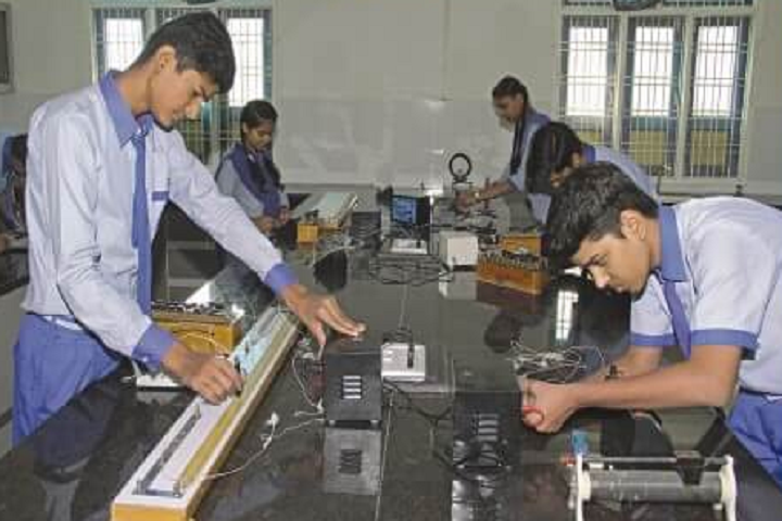 Garima Vidya Vihar Higher Secondary School-Physics-Lab