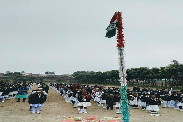 Adarsh Gyanodaya Vidyalaya-Independence day