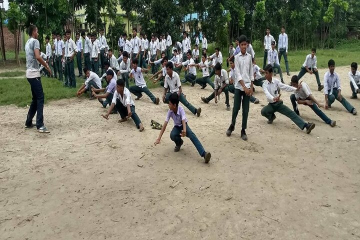 Adarsh Gyanodaya Vidyalaya-Yoga