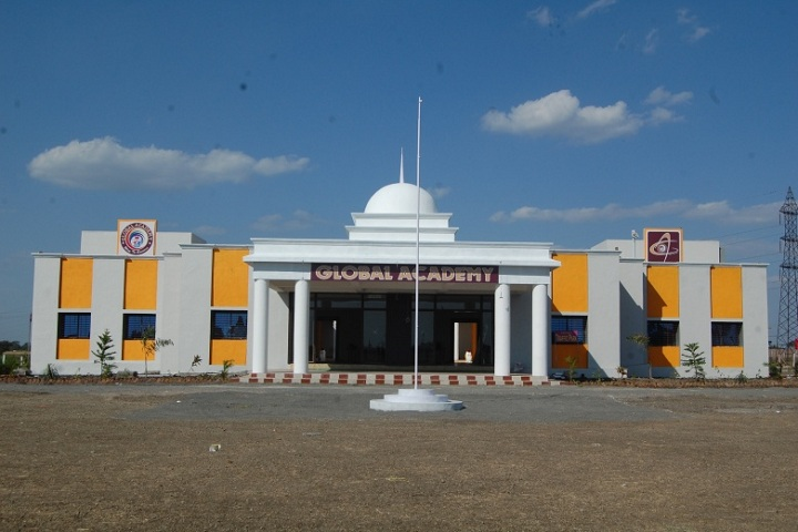 Global Academy-Campus-View front