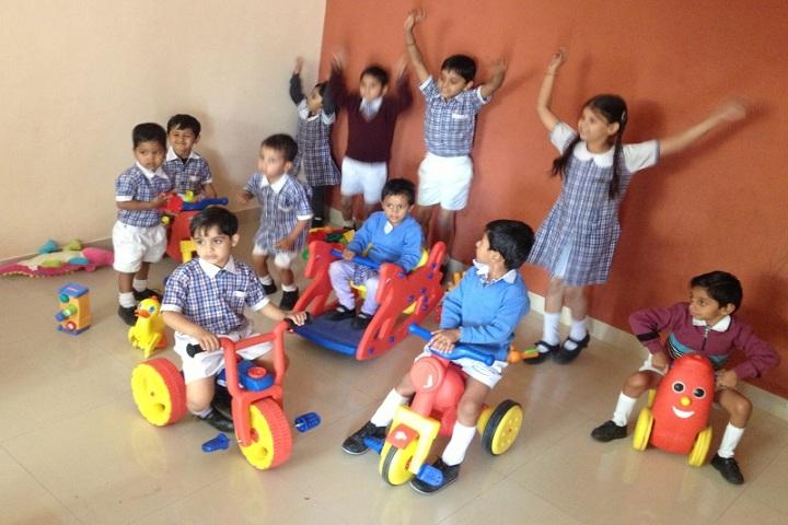Global Academy-Others kids playarea