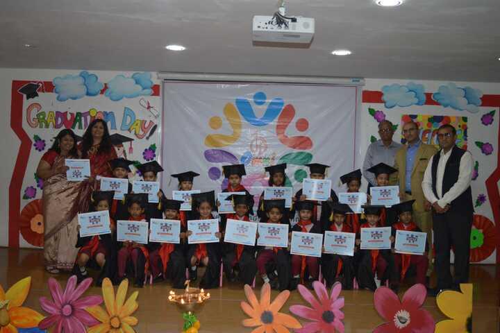 The Omni School-Graduation Day