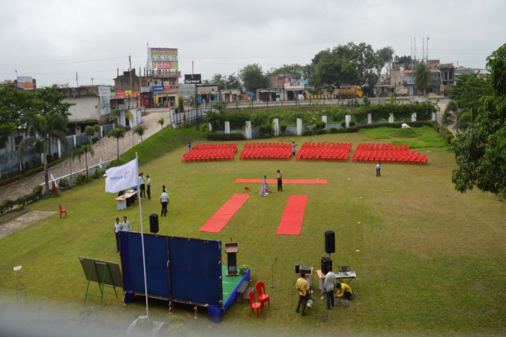 The Omni School-Playground