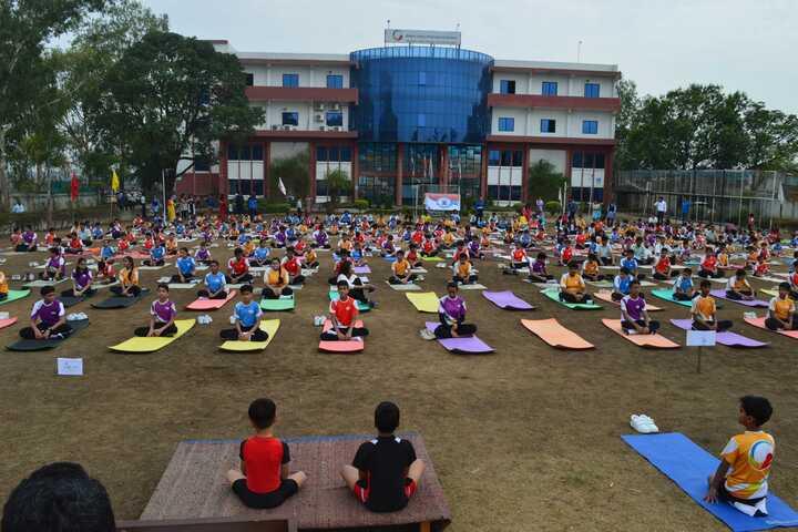 The Omni School-Yoga